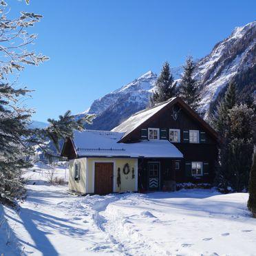 Winter, Jagdhütte Hohe Tauern in Rauris, Salzburg, Salzburg, Österreich