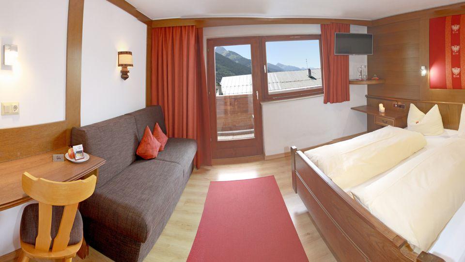 2-Persoonskamer Lechtal