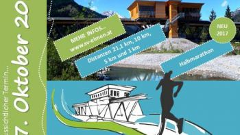 2. Naturparklauf im Lechtal