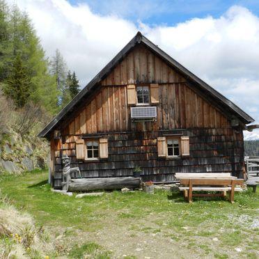 Ranahütte, Sommer