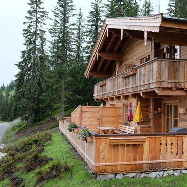 Terrace, Chalet Brechhorn Premium, Westendorf, Tirol, Tyrol, Austria