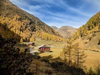 Unterkofler Almhütte - Tirol - Österreich