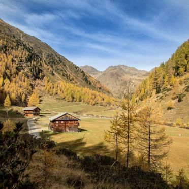 Sommer, Unterkofler Almhütte in Osttirol - Außervillgraten , Tirol, Tirol, Österreich