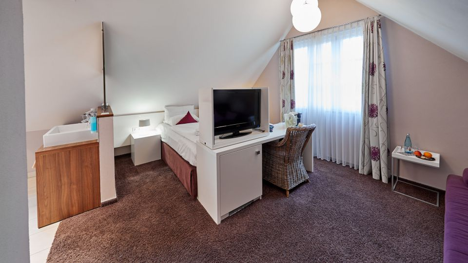 Doppelzimmer Deluxe mit Klimaanlage