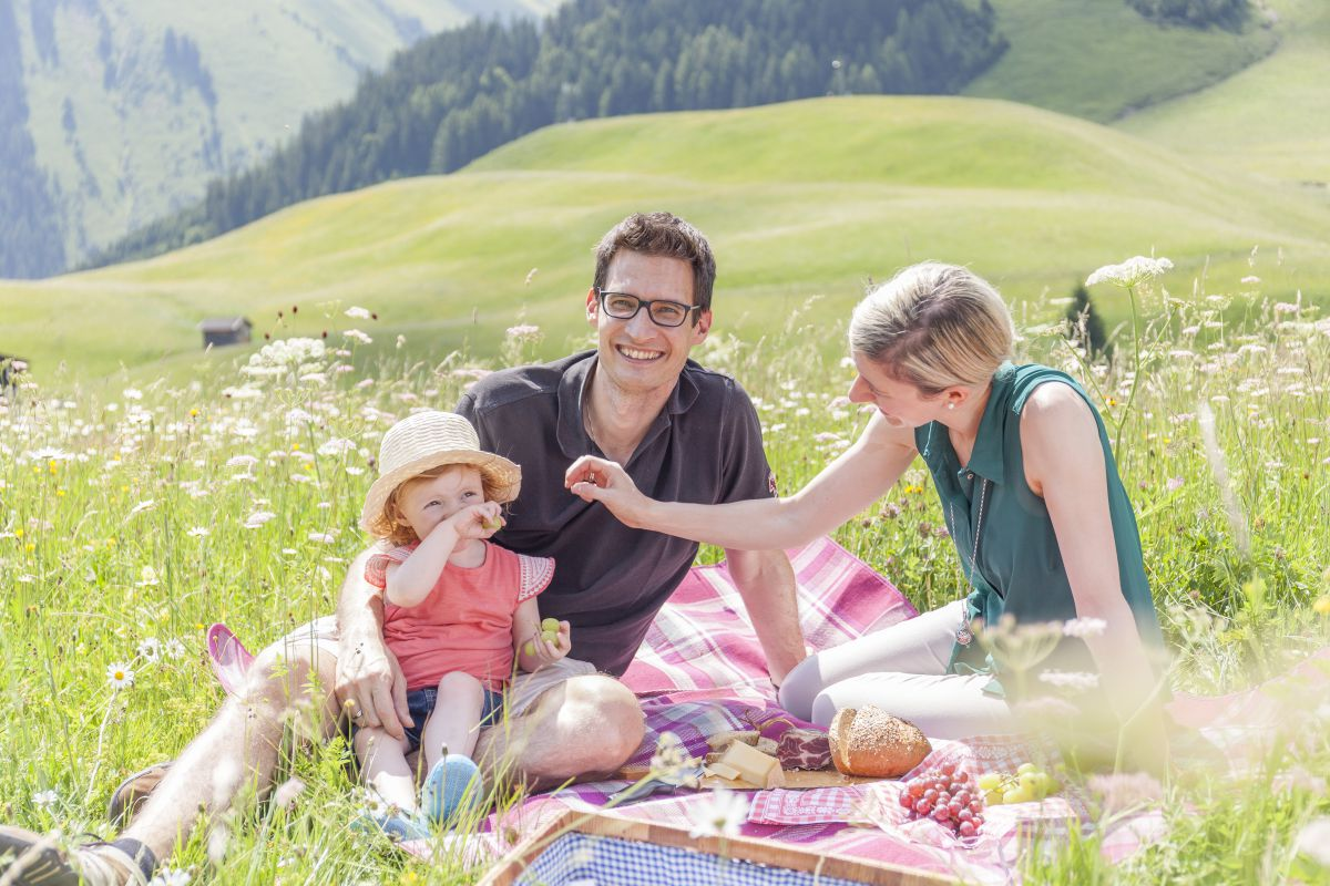 Familie - Berge, Wasser & Wellness