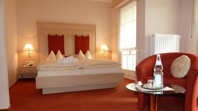 Doppelzimmer Komfort / Balkon