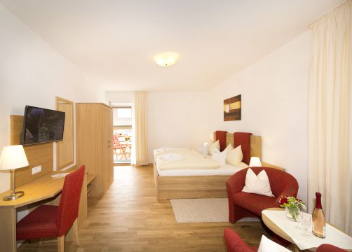 biohotel melter doppelzimmer komfort (1/1) - Bio-Hotel Melter