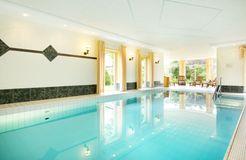 BIO HOTEL Melter: Schwimmbad - Bio-Hotel Melter, Bad Laer, Niedersachsen, Deutschland