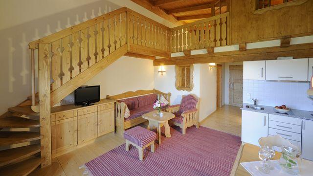 Suite (Galerie) Landhotel garni**** Gerbehof