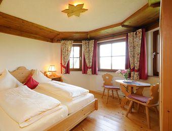 Suite | Organic country hotel garni - Naturresort Gerbehof