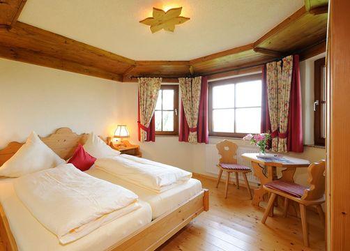 Suite | Organic country hotel garni (1/3) - Naturresort Gerbehof