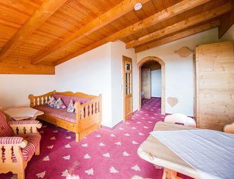 Rose room | Organic country hotel garni - Naturresort Gerbehof