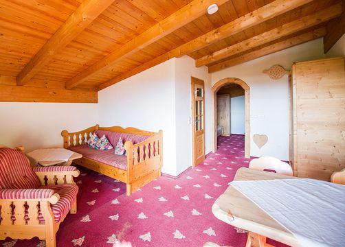 Rose room | Organic country hotel garni (1/2) - Naturresort Gerbehof