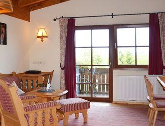 Family apartment | Organic country hotel garni - Naturresort Gerbehof