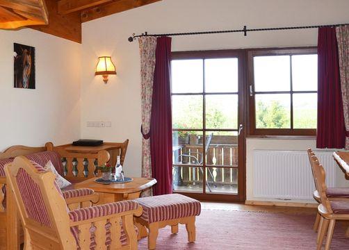 Family apartment | Organic country hotel garni (1/2) - Naturresort Gerbehof