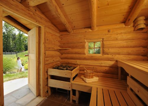Biohotel Gerbehof: einzigartiger Natur-Spa-Bereich - Naturresort Gerbehof