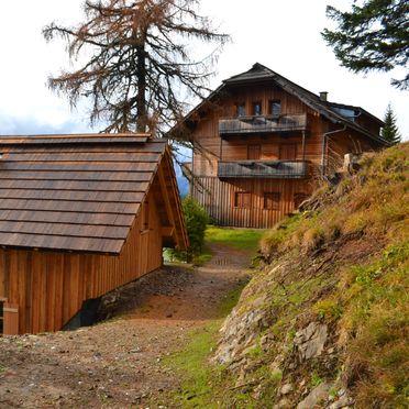 Lärchenhütte , Sommer