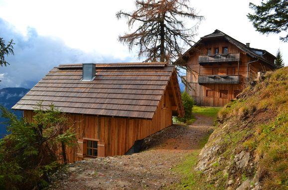 Summer, Lärchenhütte , Hermagor, Kärnten, Carinthia , Austria