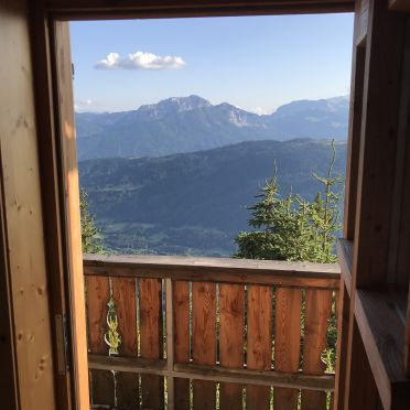 Panorama, Lärchenhütte  in Hermagor, Kärnten, Carinthia , Austria