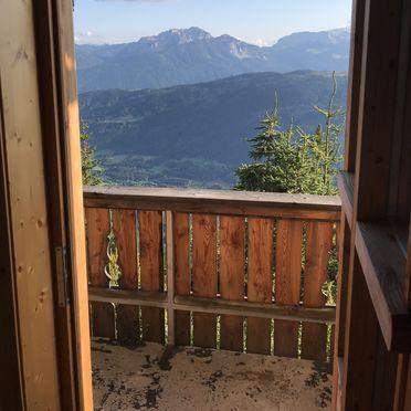 Aussicht, Lärchenhütte , Hermagor, Kärnten, Kärnten, Österreich