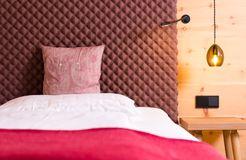 Ulteriore bagliore della suite Pine (6/6) - Biohotel Rupertus