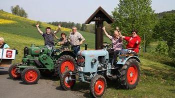 Traktor-Führerschein Wochenende ab 10 Personen