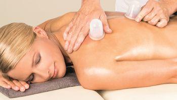 Detoxing Rückenmassage