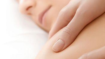 CBD Hanföl Massage