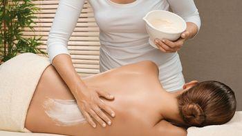 Natur-Anti-Stress-Massage