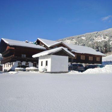 Bauernhaus Hollersbach , Winter