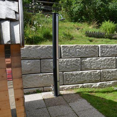 Bodental Hütte, Gartendusche