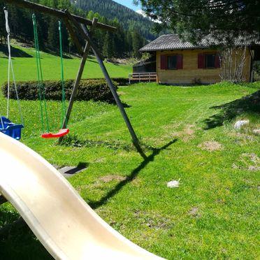 Ausserhof Hütte, Sommer Spielpaltz