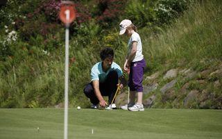 Golfabzeichen für Kinder in Bronze, Silber oder Gold (8 bis 14 Jahre)