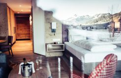 Natursuite Lebensquell (2/4) - Natur- & Biohotel Bergzeit