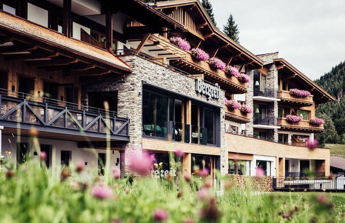 4 stars Natur- & Biohotel Bergzeit - Zöblen, Tyrol, Austria