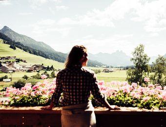 Top Angebot: SommerZEIT  - Natur- & Biohotel Bergzeit