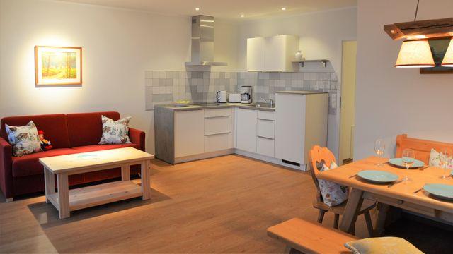 Residenz am Elldus Resort:  Wohnung 10 | 50 qm - 2-Raum