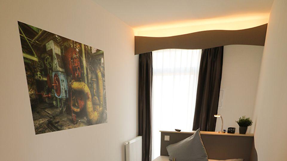 Standard GrandLit Einzelzimmer