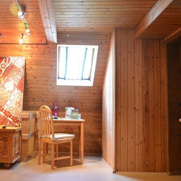 Sagmeister Hütte, Galerie und Leseecke