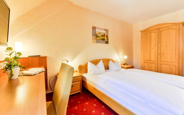 Hotel Zimmer: Standardzimmer - Hotel Sonne Gengenbach