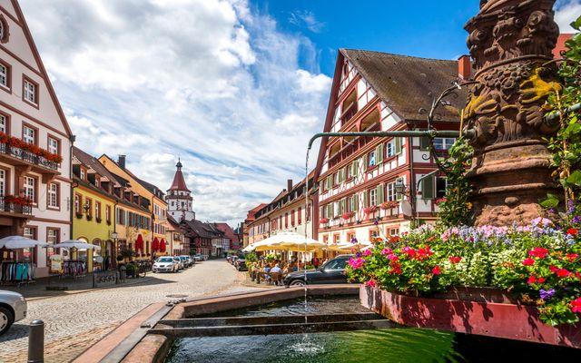 Angebot: Badische Auszeit - Hotel Sonne Gengenbach