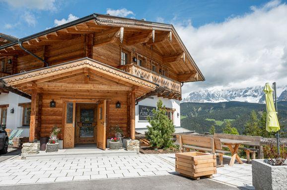 Sommer, Alpine Lodge App. I, Pichl , Steiermark, Steiermark, Österreich