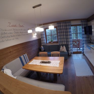 Kitchen, Alpine Lodge App. II in Pichl , Steiermark, Styria , Austria