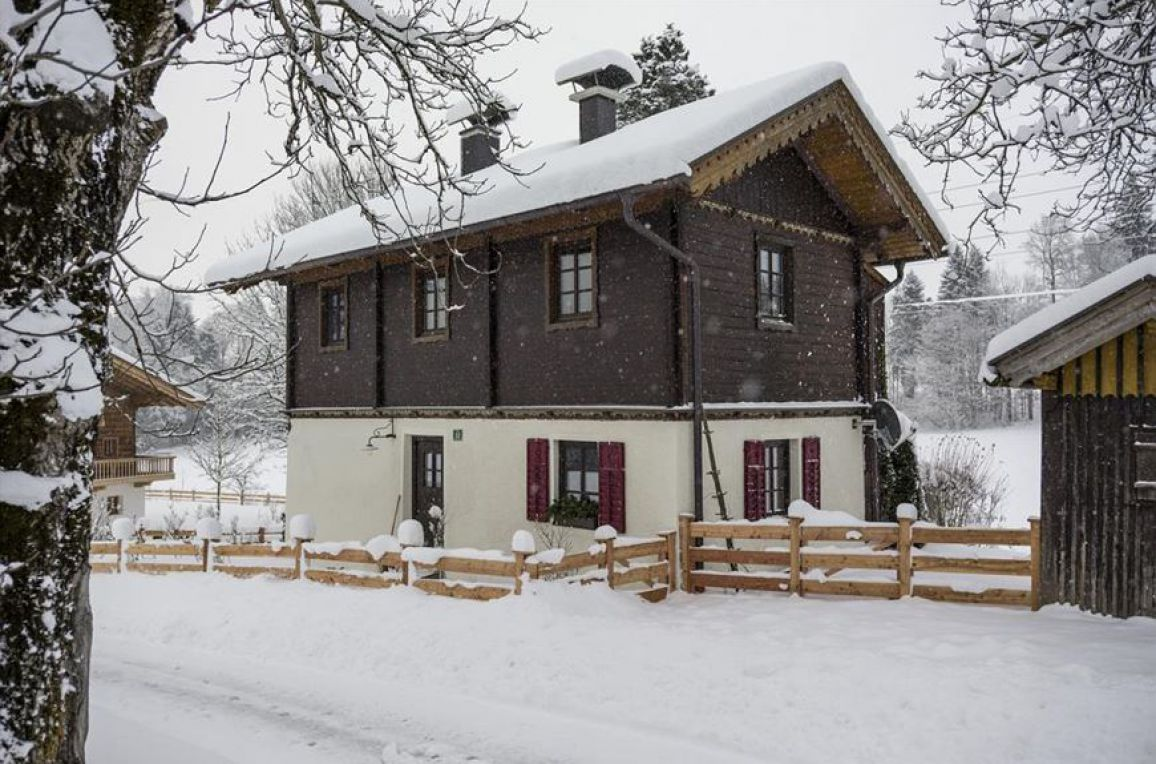 Chalet Unterleming, Winter