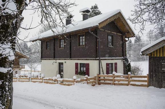 Winter, Chalet Unterleming, Angerberg, Tirol, Tirol, Österreich
