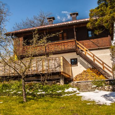 Frühling, Chalet Unterleming, Angerberg, Tirol, Tirol, Österreich