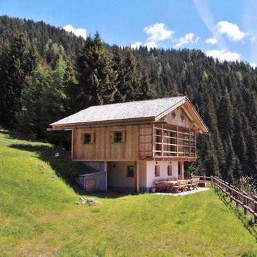 Costetoi Hütte, Sommer