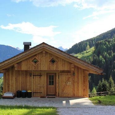 Costetoi Hütte, Eingang