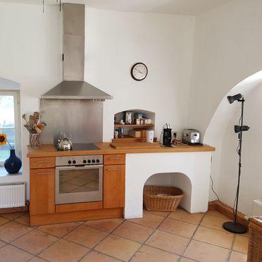 Landhaus Kuessen, kitchen