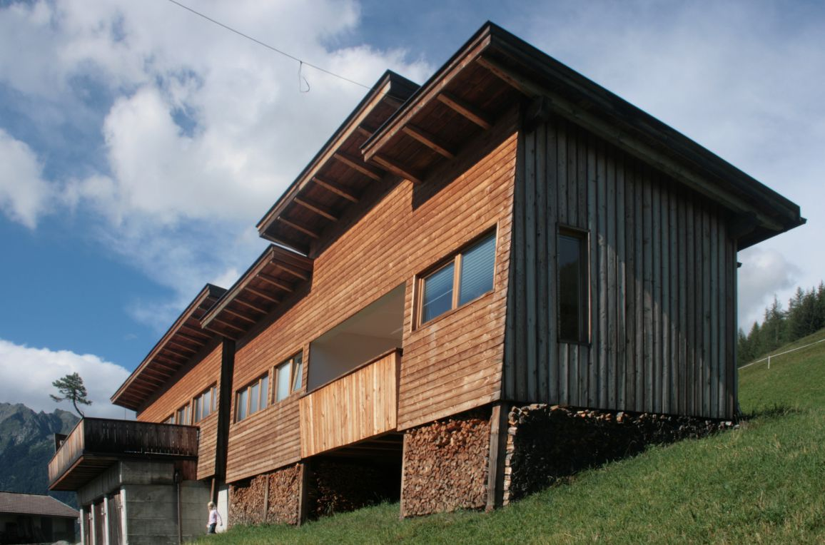 Schauinstal Hütte 2, Sommer